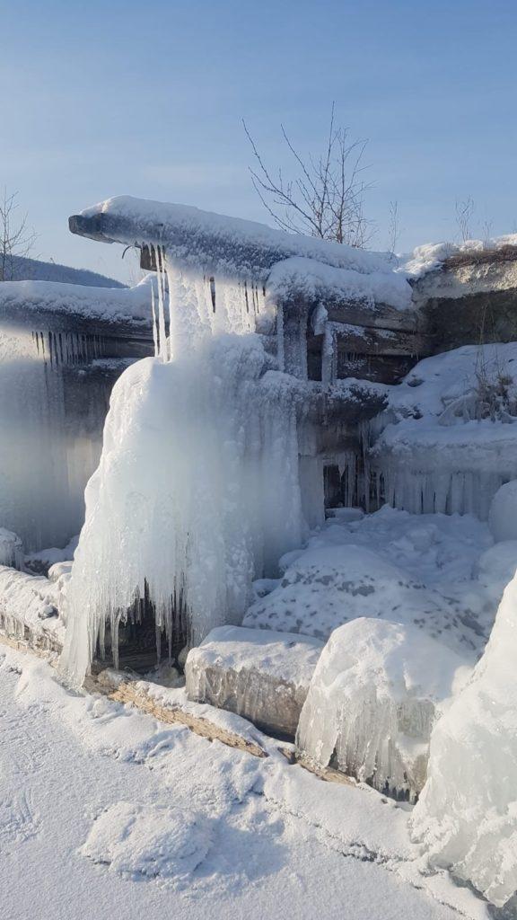 Baikal Eis