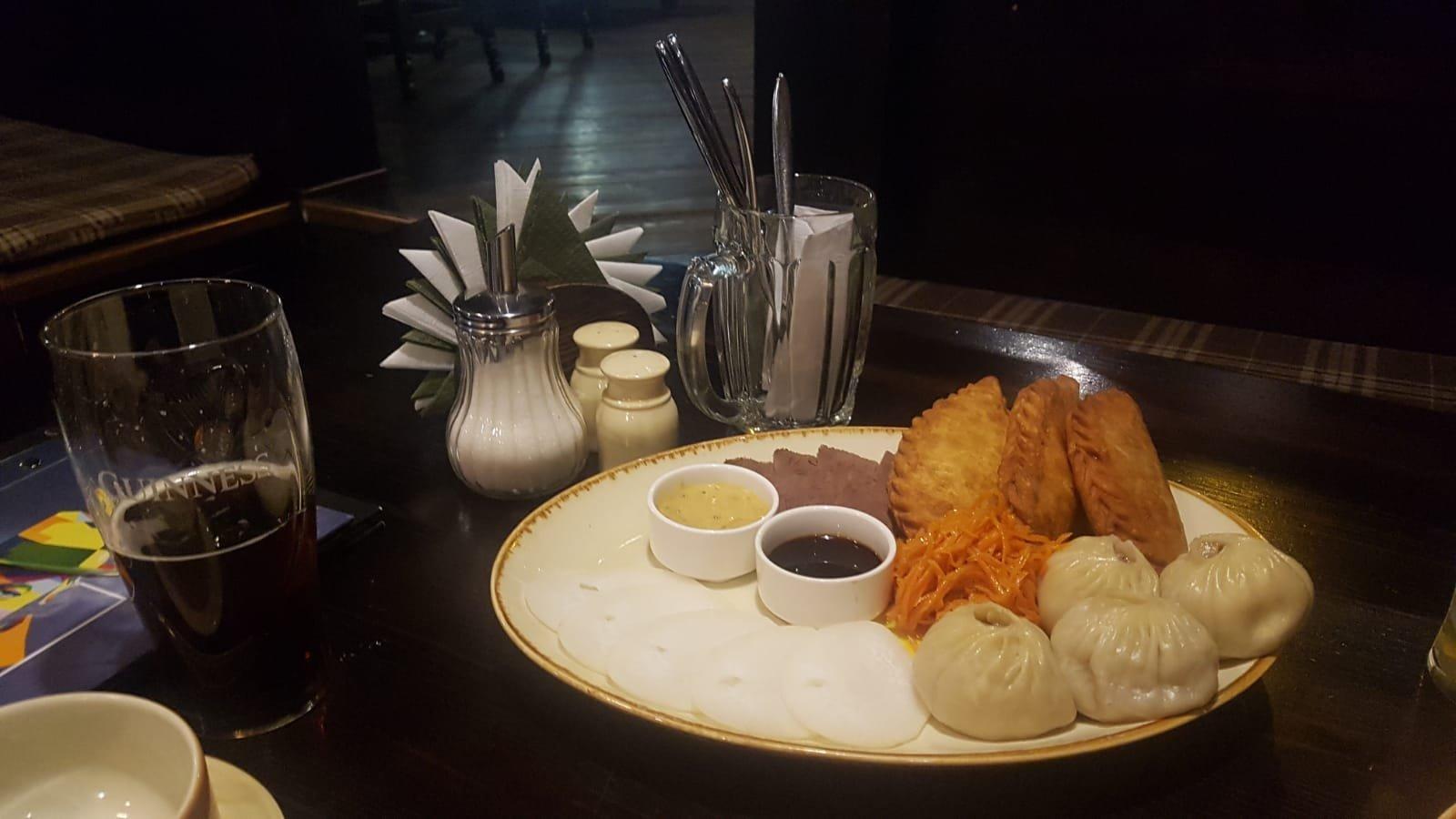 Churchill Food