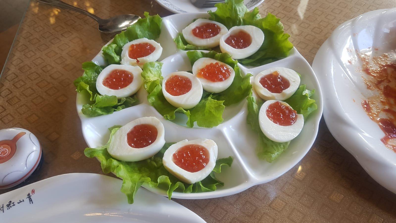 Asiatisches Fusion-Küche Wladiwostok
