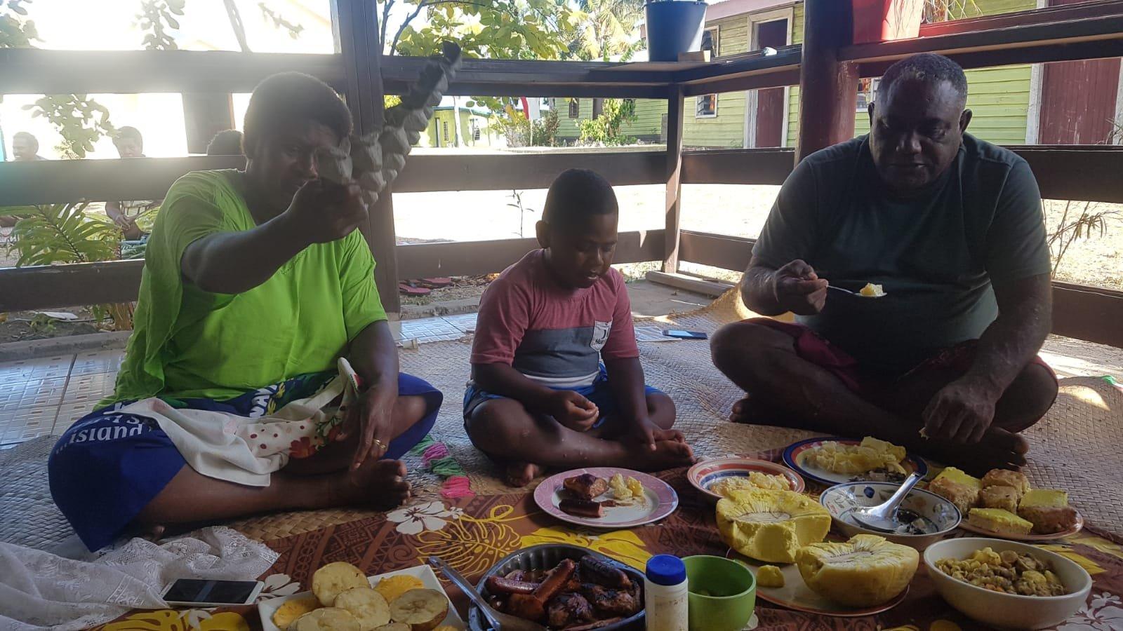 Essen in der Gemeinschaft