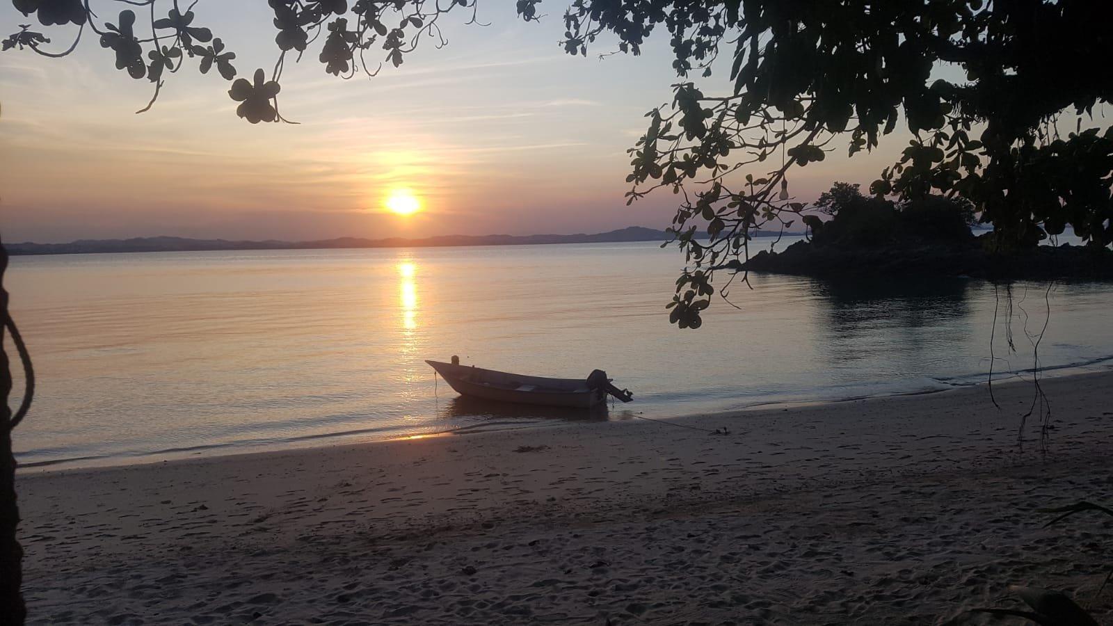 Abend auf Pulau Kapas