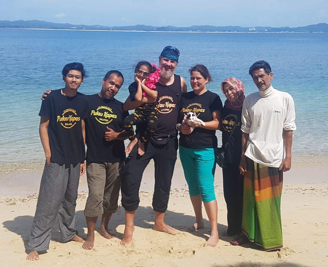 Pulau Kapas Team