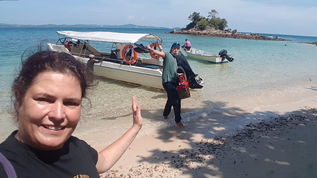 Tschüss Pulau Kapas